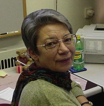 Galina Khmelkova Headshot