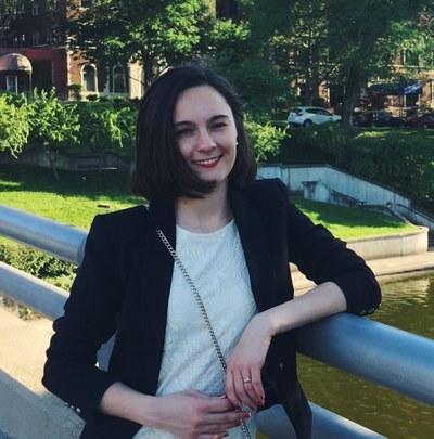 Oksana Hosieva Headshot